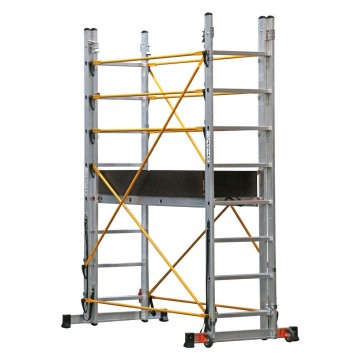 Multi-Purpose Extensible Scaffolding