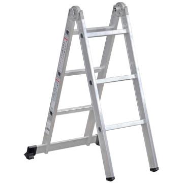 Aluminium ladders | Frameworks | Storage racks, retail