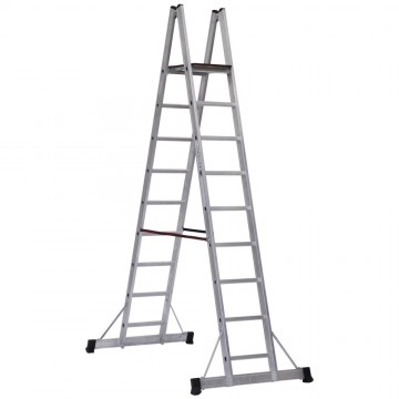 A Type Platformed Ladder